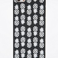 Pineapple iPhone 5 Cover in Black and White - Urban Outfitters