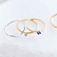 Age Of Bronze Ring Set- Assorted