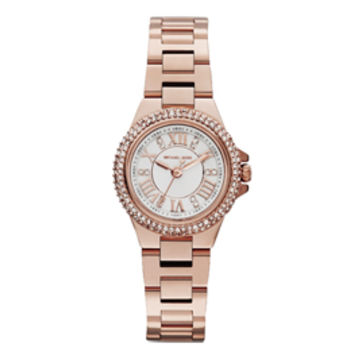 Michael Kors Rose Crystal Watch