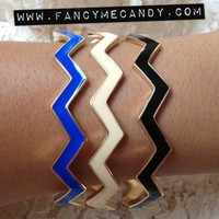 Zig Zags  by Fancy Me Candy