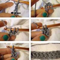 DIY: Double Crochet Stitch |