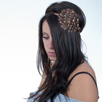 DIY: Ribbon headband |