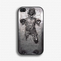 Han Solo Groovin in Carbonite - Star Wars Parody -  NEW DESIGN - iPhone 4 Case, iPhone 4s Case, iPhone 4 Hard Case, iPhone Case