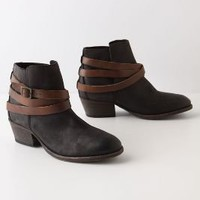 Cincture Booties - Anthropologie.com