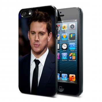 Channing Tatum iPhone Case And Samsung Galaxy Case