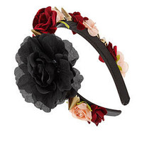 Flower Spike Aliceband - New In This Week  - New In