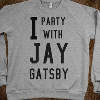 I party with Jay Gatsby - Vencere