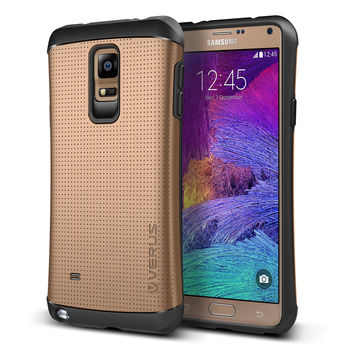 Verus Samsung Galaxy Note 4 Case Thor Series - Champagne Gold