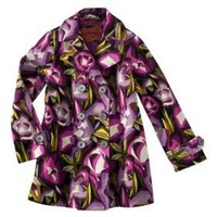Missoni for Target Baby Floral Trench Coat Multicolor purple 18-24months $45.97