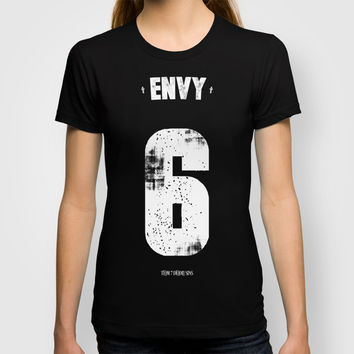 7 Deadly sins - Envy T-shirt by HappyMelvin