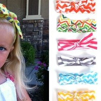 They're Back!! Super Cute Jersey Knit Headbands by Lil Tots Spot! 73 Styles! Tons of different patterns!!