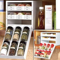 Spice Organizers - Fresh Finds - Kitchen > Food Prep