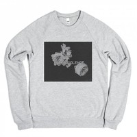 Ultraviolence-Unisex Heather Grey Sweatshirt