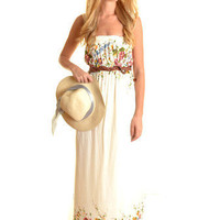 Gillard Maxi - Online Shopping for Dress, Shop Dresses in Singapore &amp; International