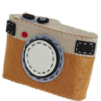 I Felt Photogenic Camera Case | Mod Retro Vintage Decor Accessories | ModCloth.com