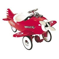 Sky King Pedal Plane : Toys For Boys at PoshTots