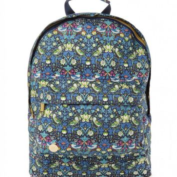 Mi-Pac Strawberry Thief Backpack in Liberty Fabric - Multi - Mi-Pac - Brands | Shop for Men's clothing | The Idle Man