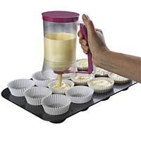 Cupcake Batter Dispenser | Quick and Easy Filling! – Kitchen Krafts