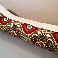 Handmade Yoga Bag, Yoga Mat Bag, Yoga Tote, Yoga Mat Carrier - READY TO SHIP!  Cream, Olive Green, Red &  Brown, Fully Lined