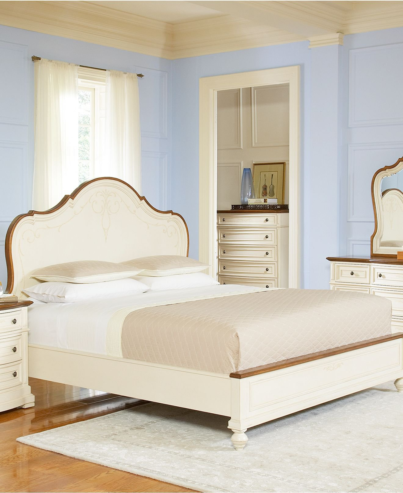 Coventry bedroom furniture sets pieces from macy 39 s Macy s home bedroom furniture