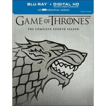 Game of Thrones: The Complete Fourth Season - Stark (Only @ Best Buy ) (Blu-ray + Digital Copy) (with Bonus Disc)