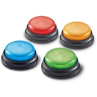 Lights and Sounds Buzzers, Pack of 4 - Walmart.com
