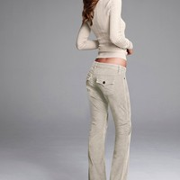 VS Low Five Bootcut Pant in Corduroy