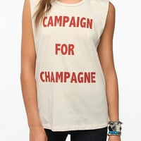 Lords of Liverpool Campaign For Champagne Muscle Tee
