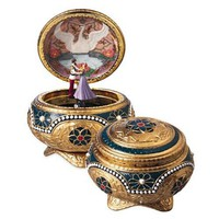 Anastasia - Alexandra &amp; Nicholas - Hinged Trinket Box