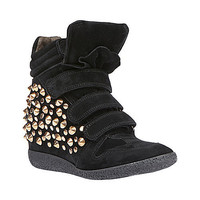 Steve Madden - BRAKDANC BLACK STUDS