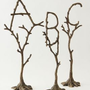Winter Tree Monogram - Anthropologie.com