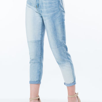Panel Coverage Jeans