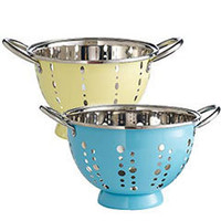 Pier 1 Imports - Product Details - Metal Colanders