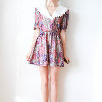 tea and tulips boutique - one of a kind vintage. — fleet foxes dress