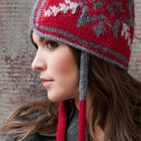 Potter Craft Snowflake Spendor Hat