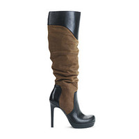 VANESS ARMY BROWN - High Heels - SHOES - Jessica Simpson Collection