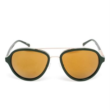 Linda Farrow x 3.1 Phillip Lim Aviator Sunglasses - LINDA FARROW