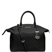 MICHAEL Michael Kors Riley Large Convertible Satchel | Dillards.com