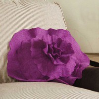 Peony Pillow from Nepal - VivaTerra