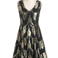 Chandelier to Stay Dress | Mod Retro Vintage Dresses | ModCloth.com