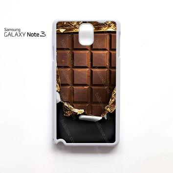 chocolate samsung galaxy note 1 N7000, Note 2 N7100, Note 3 N9000 case