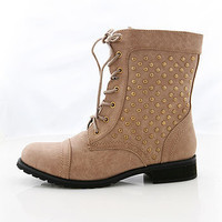 Resistance Boots | Trendy Boots at Pink Ice