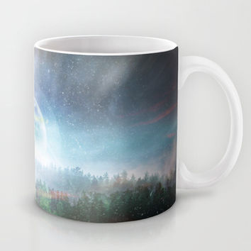 Death cup Mug by HappyMelvin