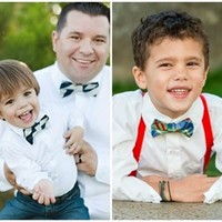 Bow Ties for Men and Boys!