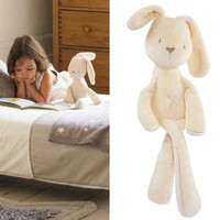 Aliexpress.com : Buy 54*11CM Cute Baby Kids Animal Rabbit Sleeping Comfort Doll Plush Toy from Reliable toy doll suppliers on coloourful