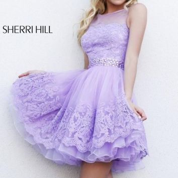 NEW Lady Bridesmaid Gowns Ball Cocktail Skirt Formal Short Prom Evening Dress