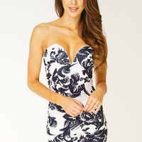 Finders Keepers Sweetheart Bodycon Dress