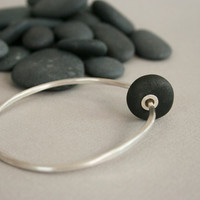 Beach Rock Bangle by metalchick