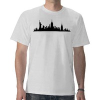 New York City Shirt from Zazzle.com