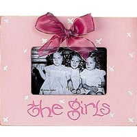 The Girls Rose Frame : Gifts For Mom at PoshTots